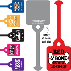 Tag-Its Leash/Collar Tags - Square