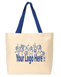 Tote Bag 220 - Blank or imprinted